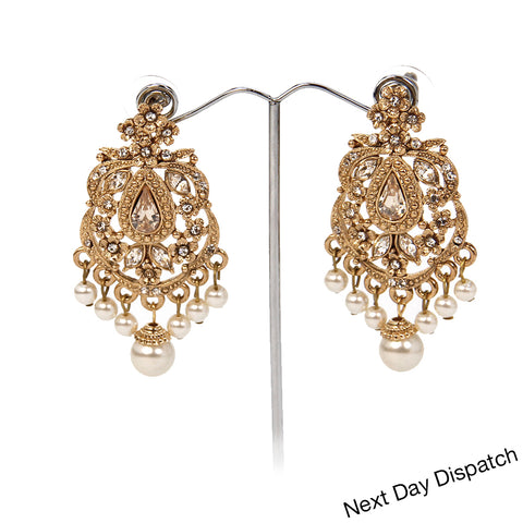 Limted edition Ramisa rai earrings ( Buy as Seen )