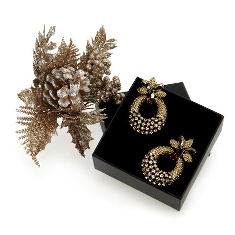 KANIZA COUTURE EARRINGS (LIMITED EDITION)