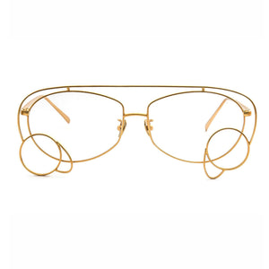 Saturn Ring Glasses-Prescription Glasses-Honggang-CHOP SUEY CLUB