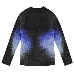 Gradient Pattern Sweater