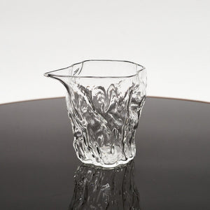 Glacier Serving Glass