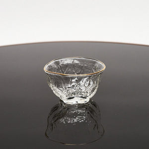 Short Glacier Glass Cup