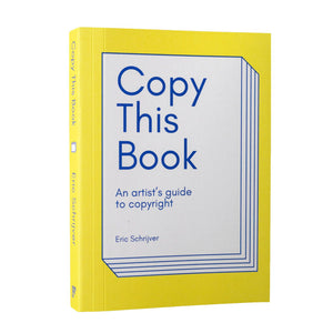 Copy This Book-Book-Eric Schrijver-CHOP SUEY CLUB