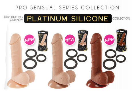 Guide to Dildos Part 6: Introducing Pro Sensual Realistic Silicone Dildos