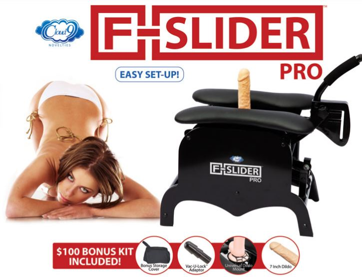 F Slider Pro Sex Machine Rocking Chair