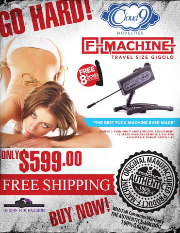 F-Machine Fuck Machine Discount