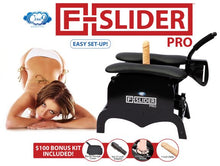 Load image into Gallery viewer, Cloud 9 F-slider Pro Heavy Duty Self Pleasuring Chair