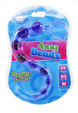 Load image into Gallery viewer, Cloud 9 Classic Anal Beads Purple