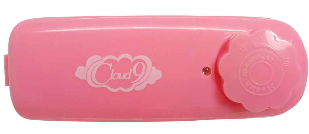 Cloud 9 Vibrating Bullet Pink W-remote