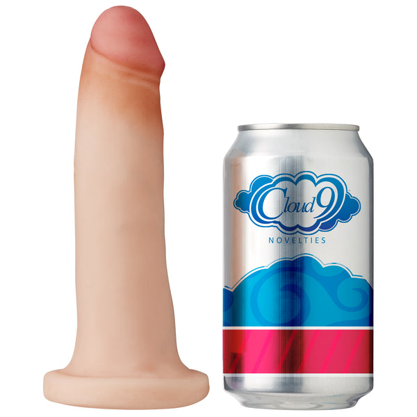 Cloud 9 Dual Density Dildo Touch 7in W/ No Balls