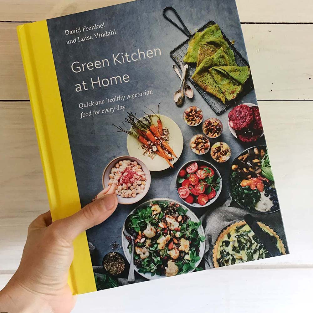 Cookbook Review: Green Kitchen at Home—Quick and healthy vegetarian food for every day