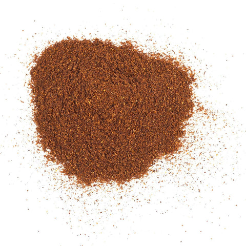 Organic ground ancho pepper