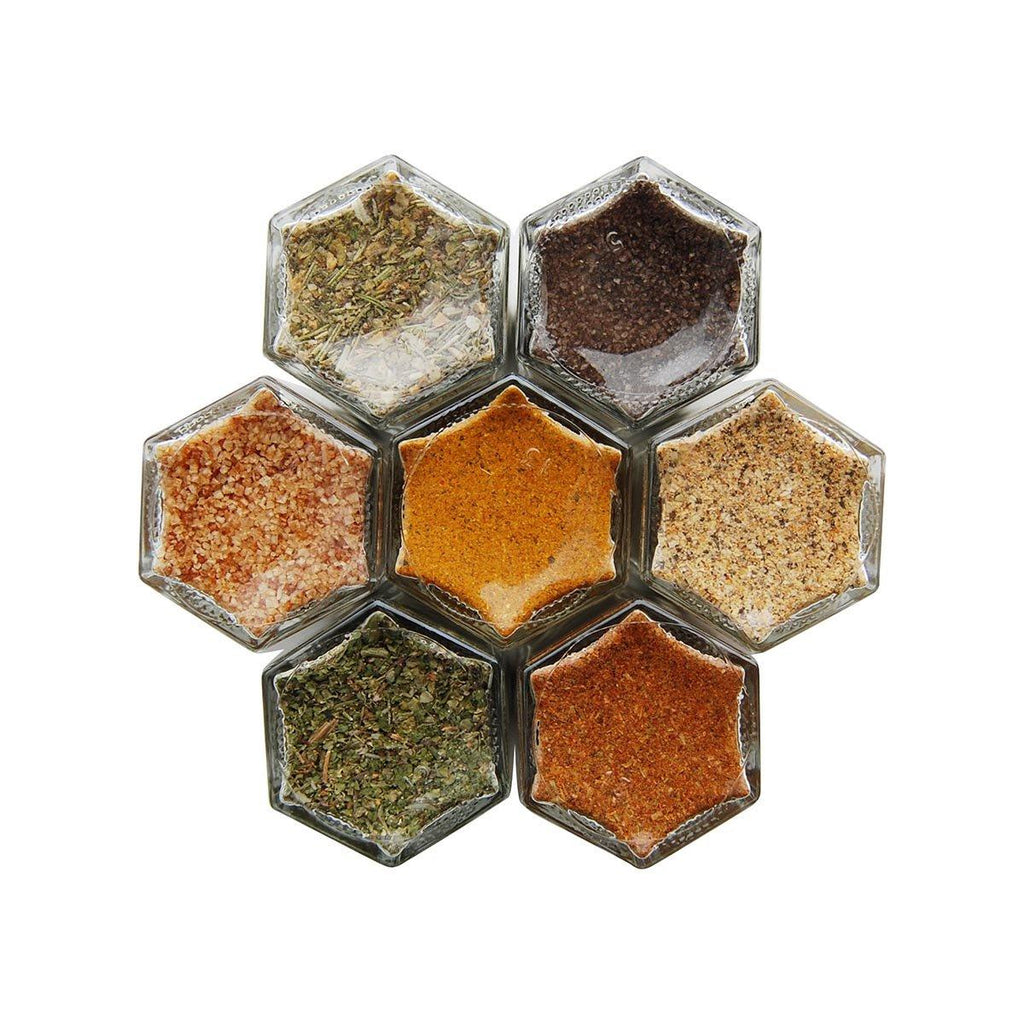 GRILLING SPICES | 7 Organic BBQ Rubs for the Grill + BBQ (10% Off) - Gneiss Spice