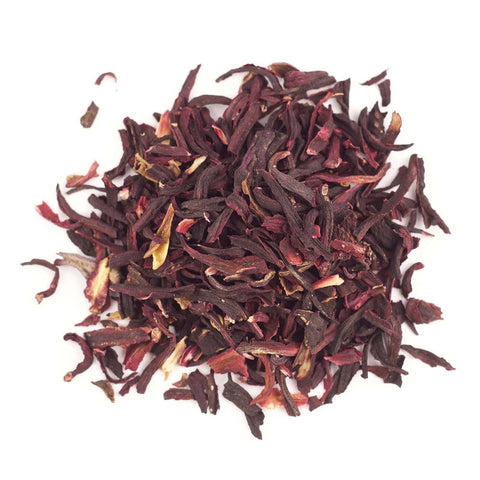 Organic dried hibiscus refill