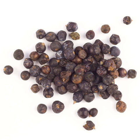 Organic whole juniper berries