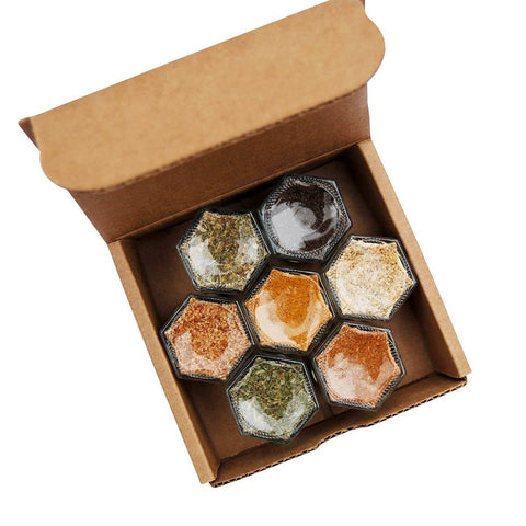 PESCAVORE SPICES | 7 Organic Fish & Seafood Seasonings - Gneiss Spice