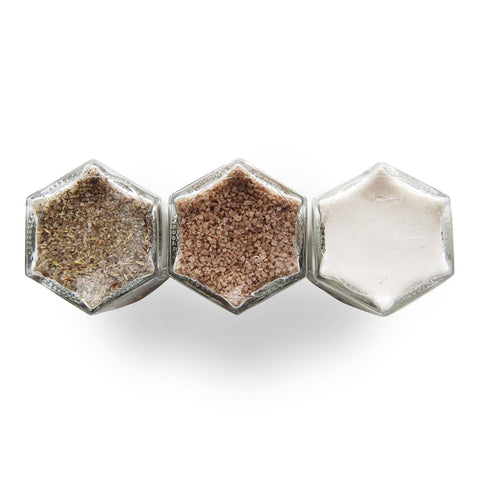 Salts of France Mini Kit | Velvet, Herbes de Provence & Fumée Sea Salts (20% Off) - Gneiss Spice