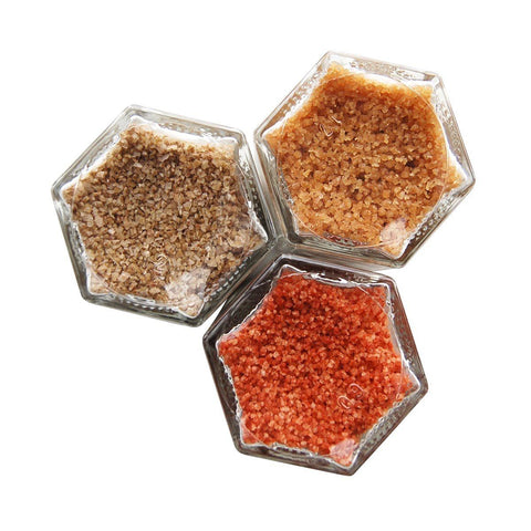 Savory Mini Kit | Garlic, Rosemary & Tomato Infused Salts - Gneiss Spice