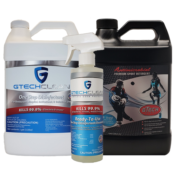 Home Protection Pack Gtech Clean One Step Disinfectant