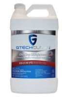 Gtech Clean One Step Disinfectant Gallon 128 oz