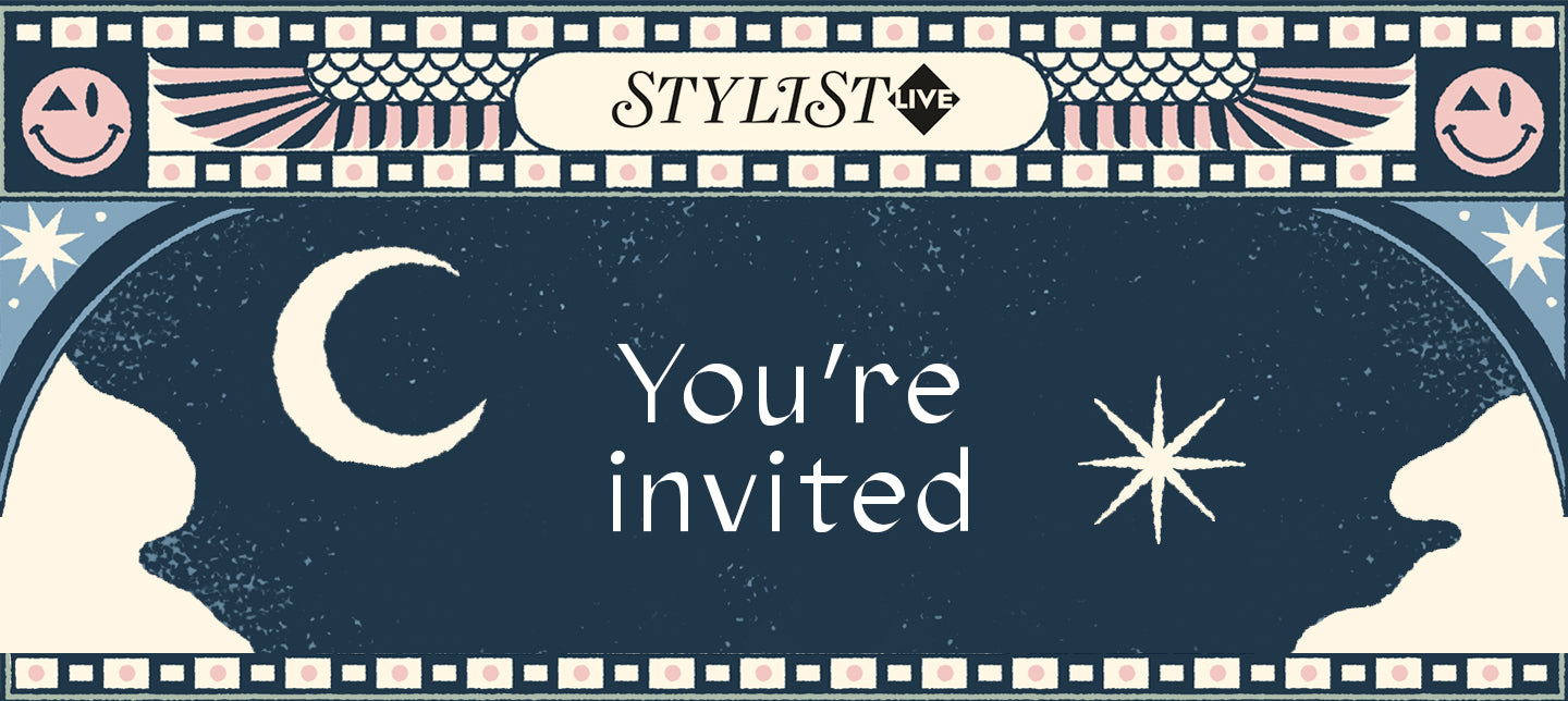 Stylist Live invitation
