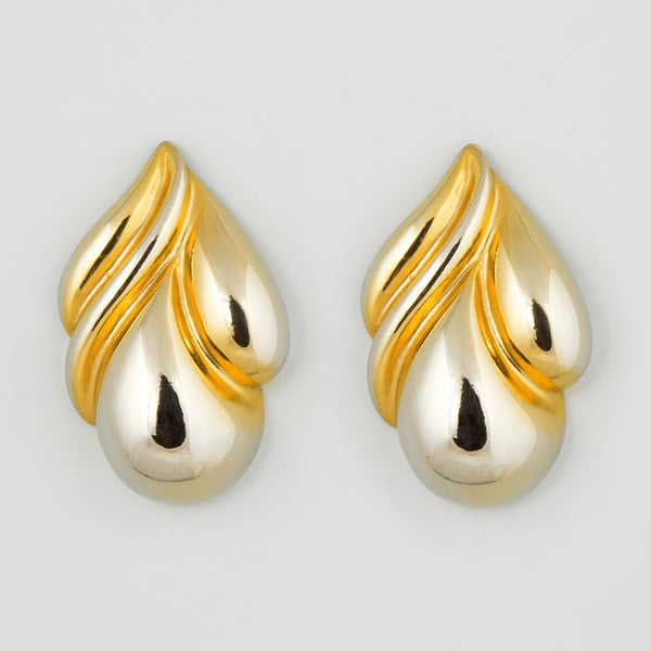Bold dream statement earrings