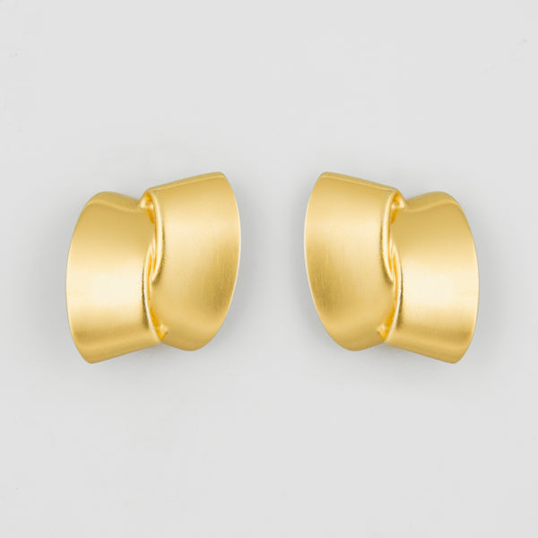 Bold power statement earrings