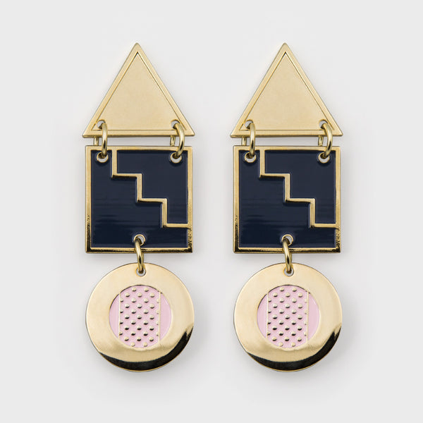 Milk Tooth LDN Earring The Pillar