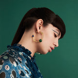 Encounter statement earrings
