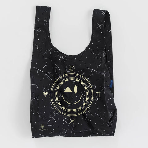 Cosmic Constellations Metallic Bag