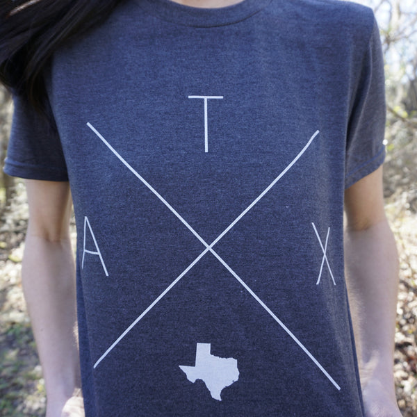 Austin Home Tee - Home Sweet Pillow Co