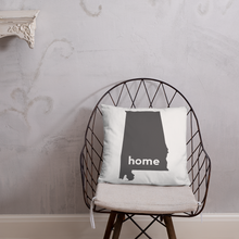 Load image into Gallery viewer, Alabama Pillow - Home Sweet Pillow Co