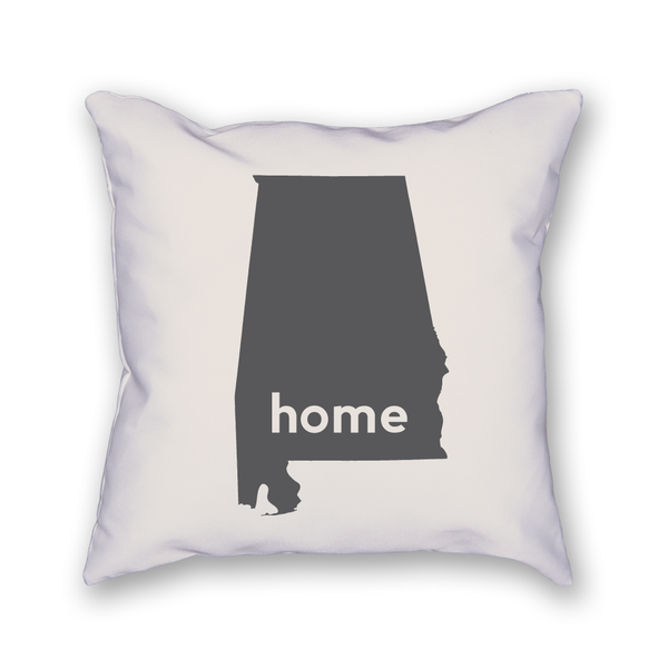 Alabama Pillow - Home Sweet Pillow Co