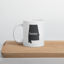 Load image into Gallery viewer, Alabama Home State Mug - Home Sweet Pillow Co