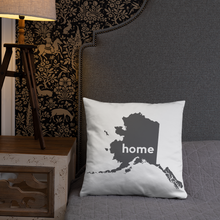 Load image into Gallery viewer, Alaska Pillow - Home Sweet Pillow Co