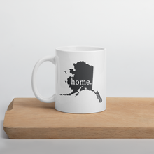 Load image into Gallery viewer, Alaska Home State Mug - Home Sweet Pillow Co