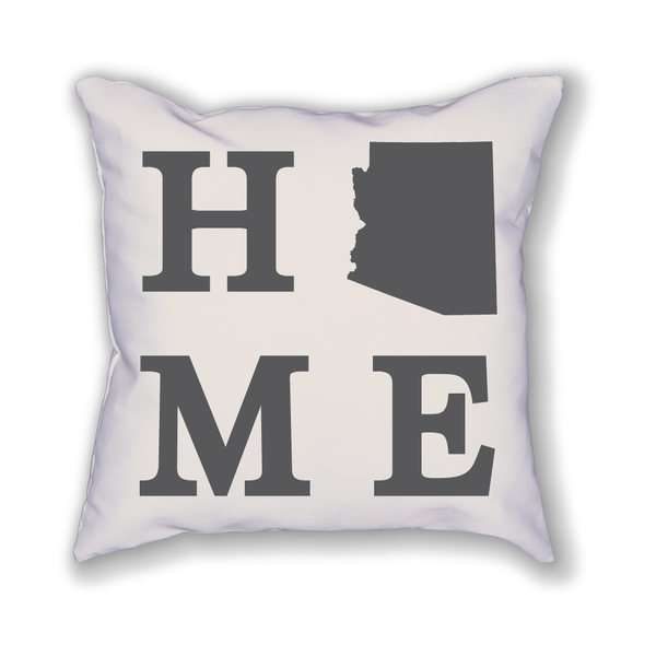 Arizona Home State Pillow - Home Sweet Pillow Co