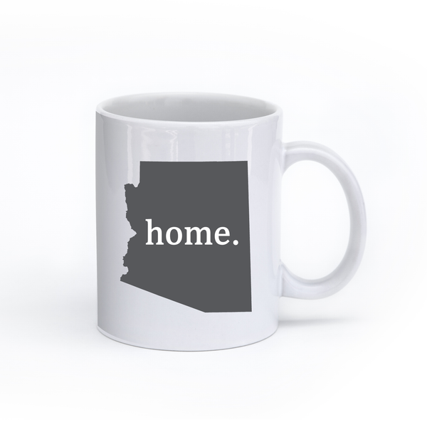 Arizona Home State Mug - Home Sweet Pillow Co
