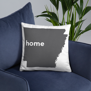 Arkansas Pillow - Home Sweet Pillow Co