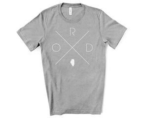 ORD – O'Hare International Airport Tee - Home Sweet Pillow Co