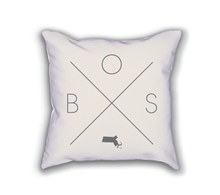 Load image into Gallery viewer, Boston Home Pillow - Home Sweet Pillow Co
