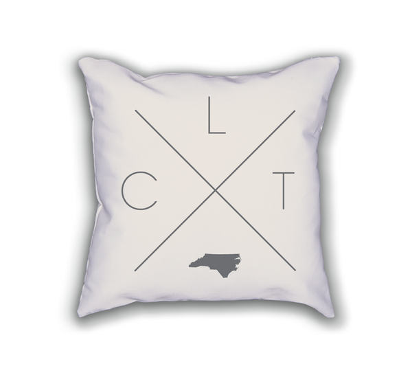 Charlotte Home Pillow - Home Sweet Pillow Co