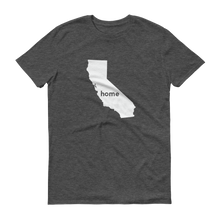 Load image into Gallery viewer, California Home T-Shirt - Home Sweet Pillow Co