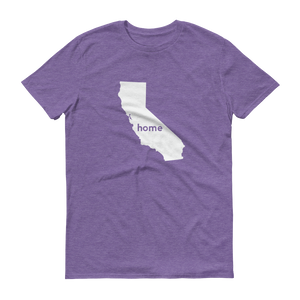 California Home T-Shirt - Home Sweet Pillow Co