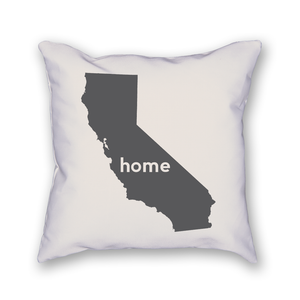 California Pillow - Home Sweet Pillow Co