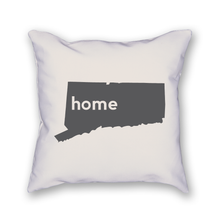 Load image into Gallery viewer, Connecticut Pillow - Home Sweet Pillow Co