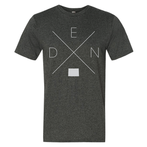 DEN – Denver International Airport Tee - Home Sweet Pillow Co