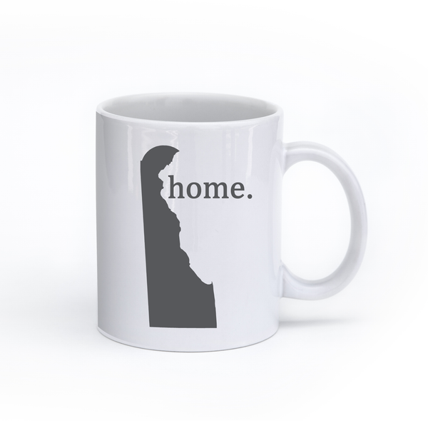 Delaware Home State Mug - Home Sweet Pillow Co