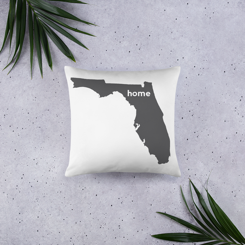 Florida Pillow - Home Sweet Pillow Co