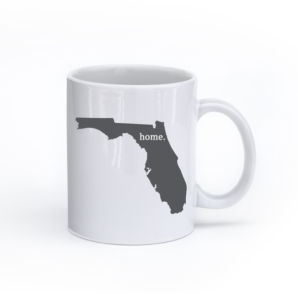 Florida Home State Mug - Home Sweet Pillow Co